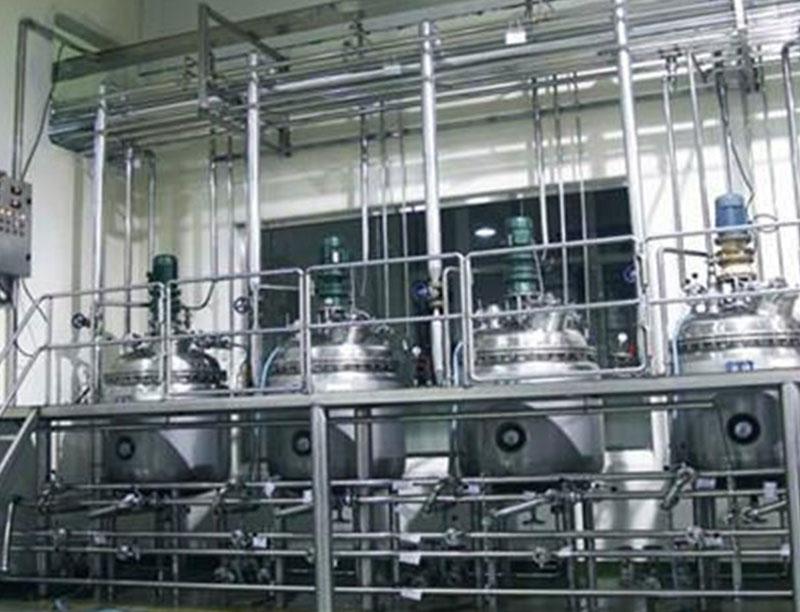 润滑油脂皂化反应釜